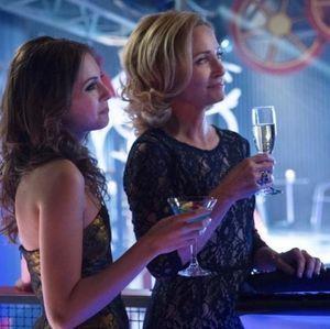 Thea & Moira Queen