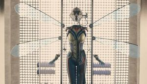 Evangeline Lilly Wasp Suit
