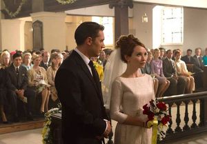 Emily Browning gets married in Legend