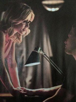 Felicity & Oliver in @TVGuideMagazine