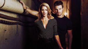 Felicity Smoak & Oliver Queen
