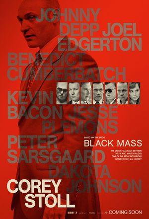 Corey Stoll, Black Mass Poster
