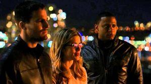 Oliver Queen, Felicity Smoak, John Diggle - Original Team Arrow