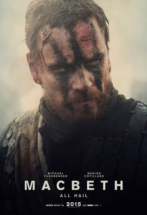 Michael Fassbender, Macbeth Poster