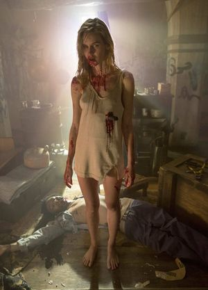 Hot Zombie Girl, Fear the Walking Dead