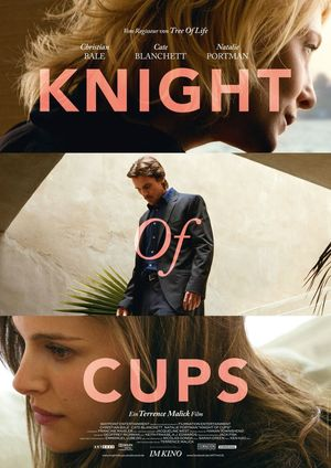 New Poster for Terrence Malick's 'Knight of Cups'