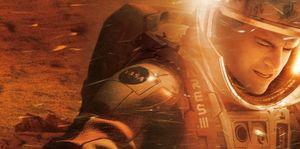 The Martian Action Art