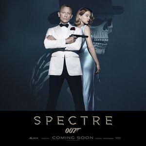 Spectre 007 Flyer