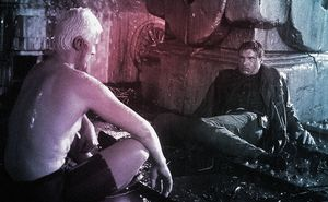 Rutger Hauer and Harrison Ford, Blade Runner (1982)