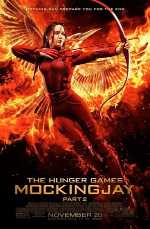 Final Poster Released for The Hunger Games: Mockingjay Part