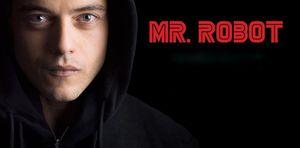 Rami Malek stars in 'Mr. Robot'