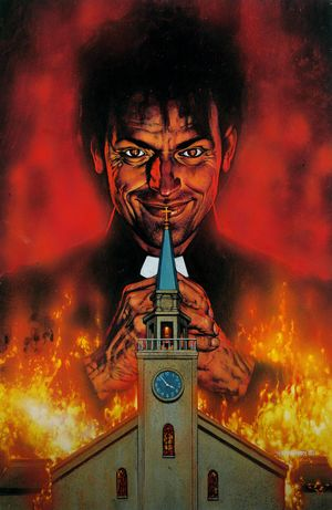 'Preacher' by Garth Ennis, AMC producing television adaptati