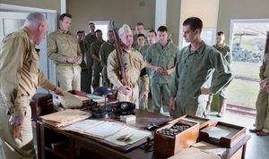 First Look at Andrew Garfield and Vince Vaughn in Mel Gibson