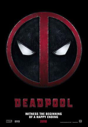 Deadpool Button Poster