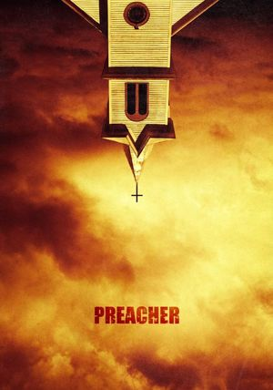 Preacher Poster, Premieres May 2016 on AMC