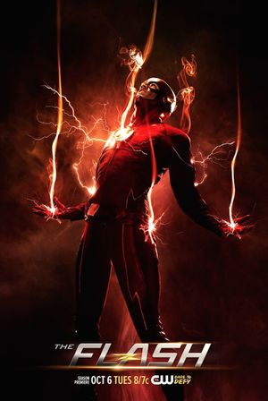 New Poster for The Flash Season 2