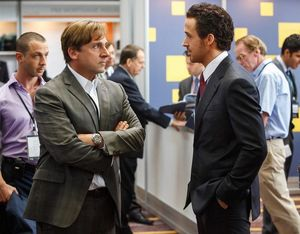 Steve Carell and Ryan Gosling, The Big Short