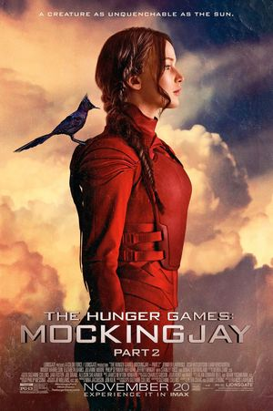 The Hunger Games: Mockingjay Part 2 Bird Poster