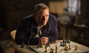 Bond Chess