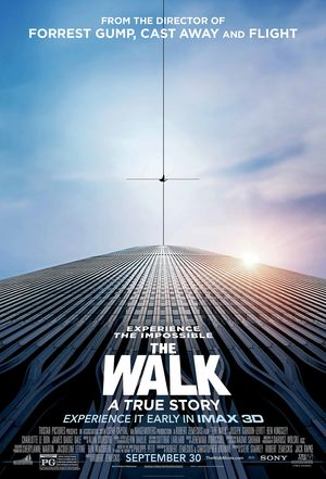 Experience The Impossible, The Walk, IMAX Poster