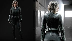 First Look at Chloe Bennet as Quake in 'Marvel's Agents of S