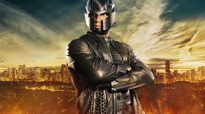 John Diggle's new Arrow Season 4 costume