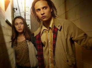 Frank Dillane and Alycie Debnam-Carey star as Nick and Alici