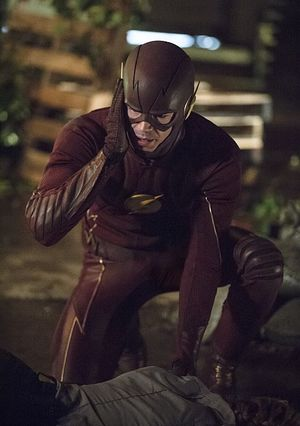 The Flash in Season 2