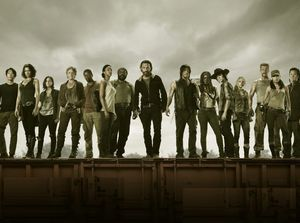 The Ever-Changing Cast of The Walking Dead