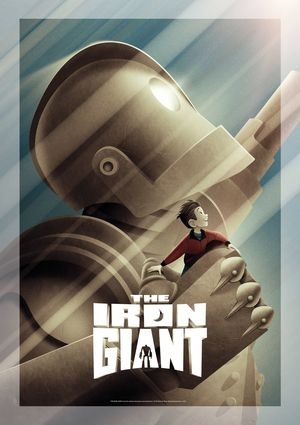 The Iron Giant: Signature Edition Poster, Brad Bird