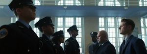 New Gotham City Police Department Strike Force recruits
