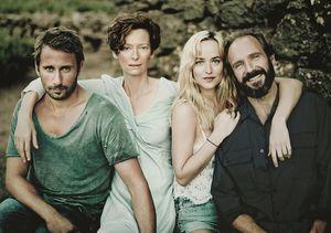 Tilda Swinton, Ralph Fiennes, Matthias Schoenaerts and Dakot