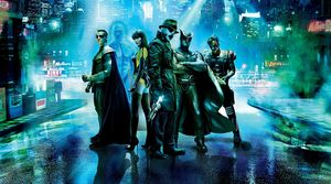 HBO confirms preliminary discussions on Watchmen TV series