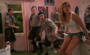 Scouts Guide to the Zombie Apocalypse, Scared Scream