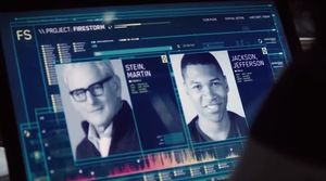 Star Labs profiles of Dr. Stein & Jax Jackson (Firestorm)