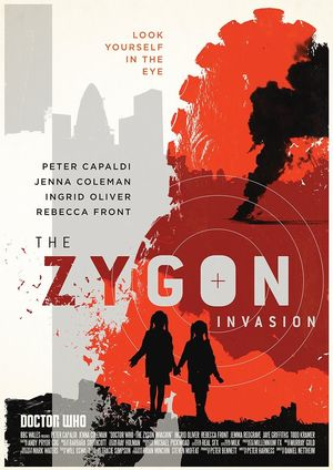 Doctor Who Series 9 Episode 7 Zygon Invasion