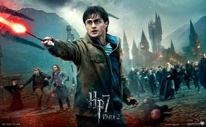 Poster for Harry Potter and the Deathly Hallows Part 2