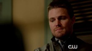 Oliver's disappointment in Captain Lance's betrayal