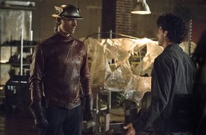 Jay Garrick, The Flash Season 2