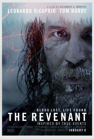 New Poster for The Revenant, Featuring Tom Hardy