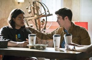 Cisco Ramon/Vibe & Barry Allen/The Flash