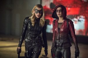 Laurel Lance/Black Canary & Thea Queen/Speedy