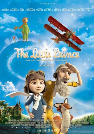 Poster for The Little Prince