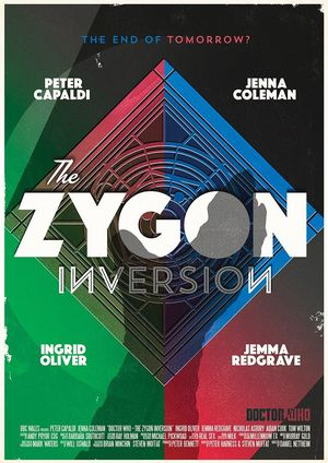 Doctor Who S9E08 Zygon Inversion