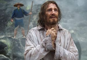 First look at Liam Neeson in Martin Scorsese's Silence
