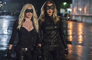 Sara Lance/Black Canary 1 & Laurel Lance/Black Canary 2