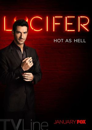 First Poster for Lucifer, Premiering This January