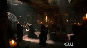 Titus' room, The 100