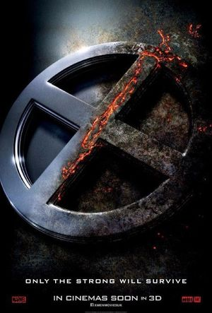 Teaser Poster for X-Men: Apocalypse. Trailer Coming Tomorrow