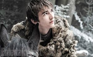 New photo of Bran Stark (Isaac Hempstead-Wright) who is retu